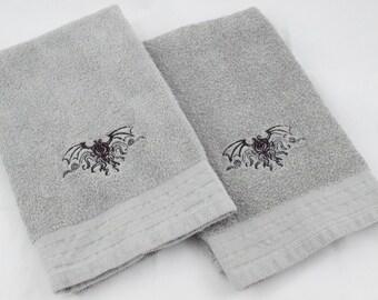 Cthulhu Hand Towels