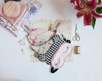 The Ultimate Sleep Mask Sewing Pattern and Tutorial