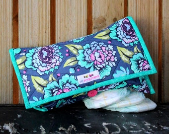 Diaper clutch pattern, nappy wallet pattern, nappy clutch pattern, diaper wallet pattern, diaper pouch, diaper clutch PDF