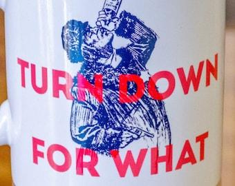 Turn Down for What Mug