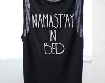 namastay in bed  etsy