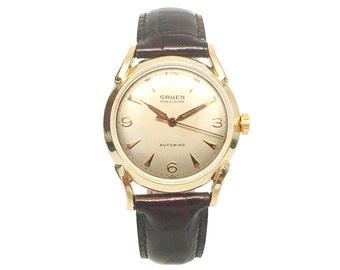 1950s Vintage Gruen Autowind Watch