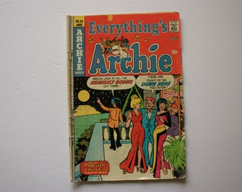 Archie Series Comic Book - Everything's Archie Comic no. 33 -  vintage comics