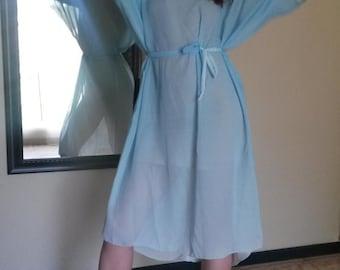 Sewing Pattern: Summer batwing dress, knee length