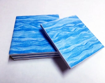 Ocean Coasters - Ocean Decor - Ocean Design - Ocean Waves - Drink Coasters - Tile Coasters - Ceramic Coasters - Table Coasters On Sale