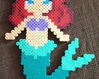Ariel from Disney's The Little Mermaid Perler Bead