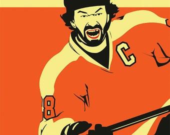 Philadelphia Flyers A3 print