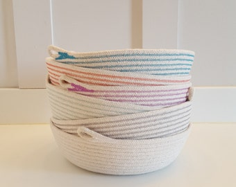 Small Rope Dishes