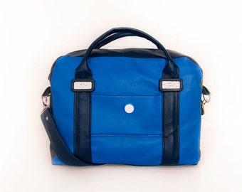 "Weekender bag ""Mia"" - unique overnight luggage"