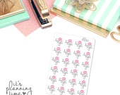 Date Night Planner Stickers- 24 count