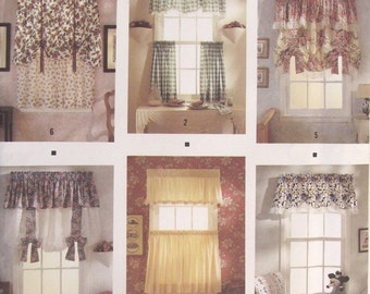 Valance Sewing Pattern