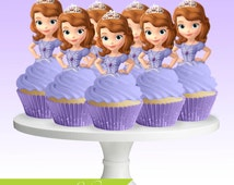 Sofia The First Cake Topper Philippines
