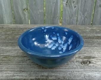 Acid Rain Blue, Bowl