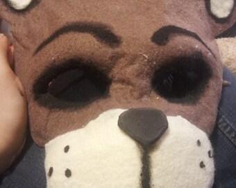 fnaf freddy fazbear half mask / security mask