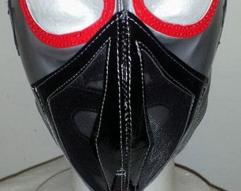 STEELMAN Lucha Libre Wrestling Mask