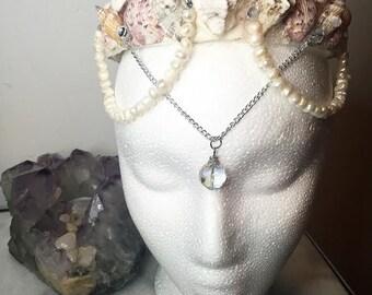 Pearl Mermaid Crown