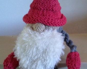 Tomte ,Swedish/ Scandinavian Santa, Gnome, Christmas Decoration doll toy