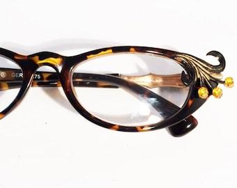 Cat Eye Reading glasses, +1.75, Cat Eye Glasses