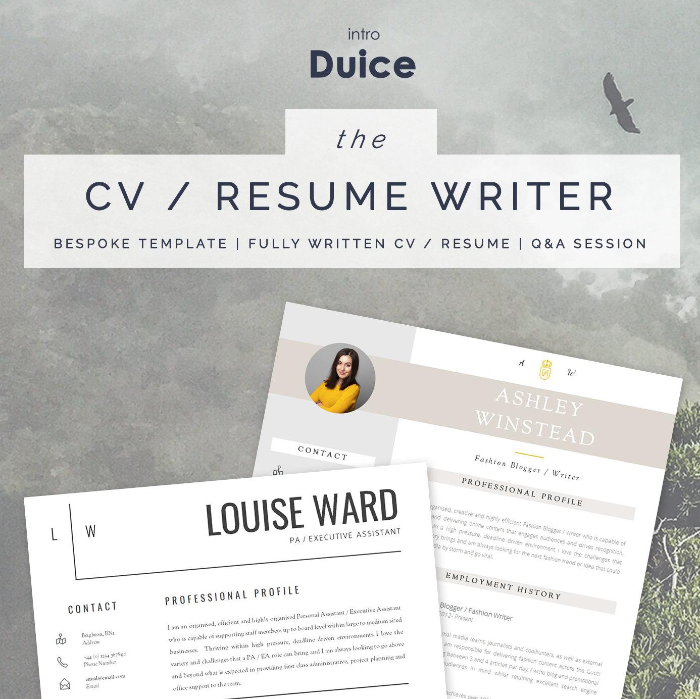 Custom resume writing 10