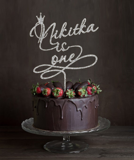 Baby Birthday Cake Topper 6