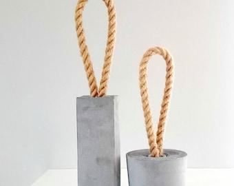 Concrete Door Stopper | Concrete Home Decoration | Gifts For Home | Modern  Decor | Minimalist