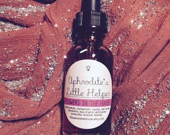 APHRODITE'S LITTLE HELPER + aphrodisiac blend