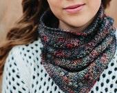 Buy 2 get 1 FREE Crochet Pattern Bundle: Malabrigo Arroyo Patterns (Casper Mountain Cowl, Open Sky Shawl, Designer Cowl)