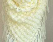 wedding shawl / bridal shawl / wedding wrap / bridesmaid shawl / bridal accessories / bridal wrap crochet shawl / bridesmaid gift lace shawl