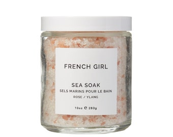 Sea Soak - Rose/Ylang