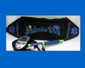 Custom Diabetic Medicine Pack / Case by Alert Wear