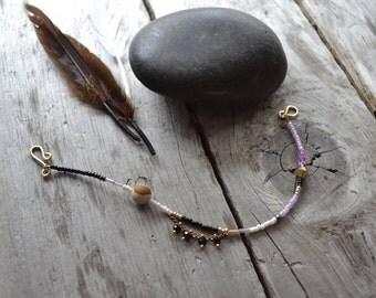 stacking bracelet // beaded bracelet // friendship bracelet