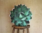 Ruth Agave Succulent Pillow