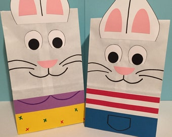 Max & Ruby inspired birthday bags