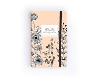 Archer and Olive doodle notebook and sketchbook