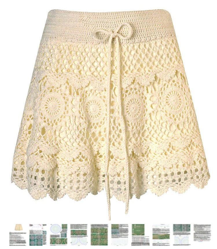 Boho Skirt Pattern 107