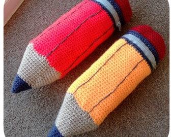Pencil Case Crochet Pattern