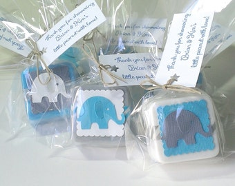 Elephant Baby Shower - Baby Shower - Elephant Favors