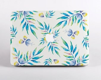 Watercolour Floral MacBook Case for MacBook Pro Retina Display, MacBook Pro NON Retina Display  and MacBook Air Case