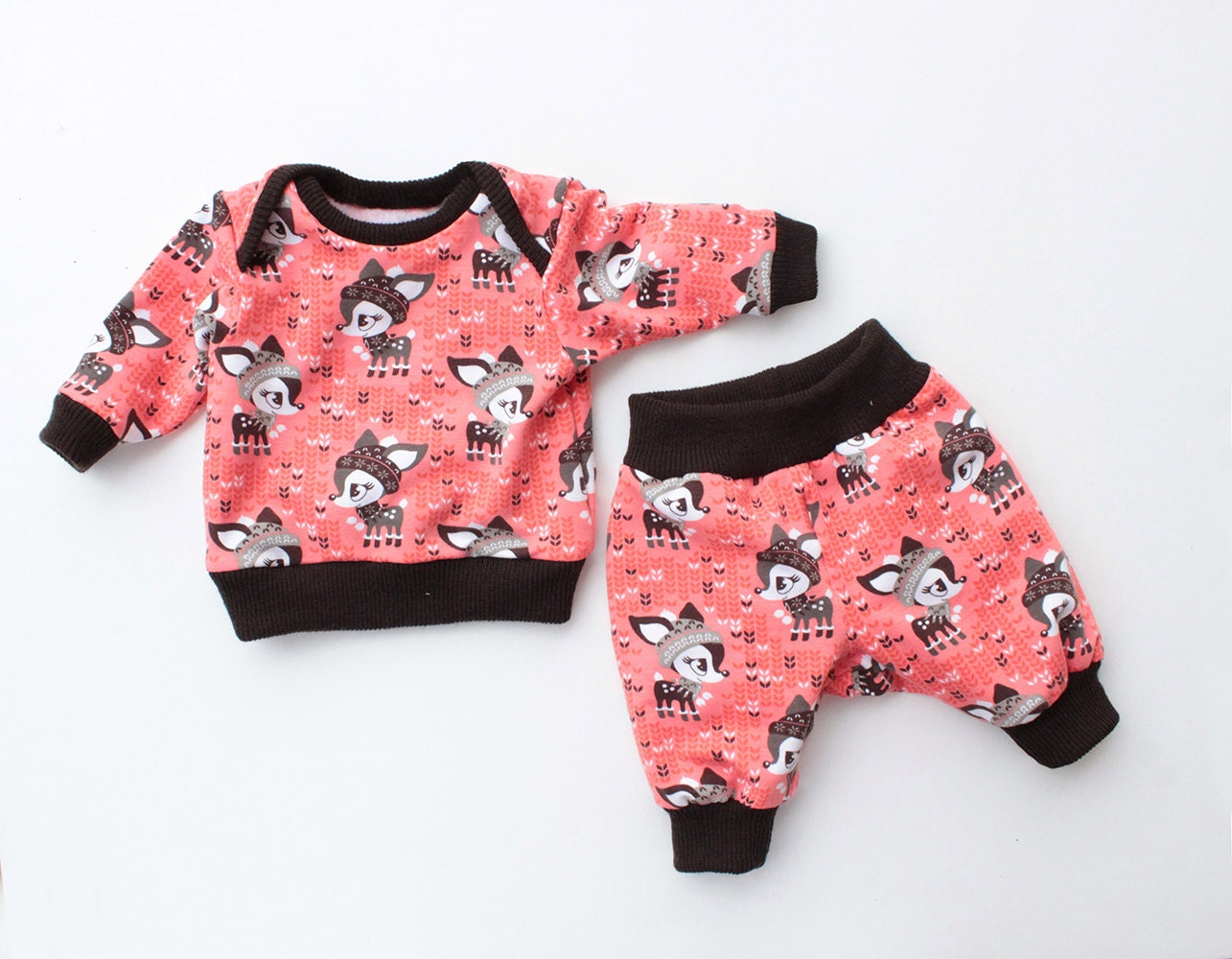 Duckie Children Baby Boy Girl Shirt And Pants Pattern Pdf