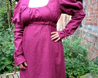 fantasy middle age regency Dress EU size 40/42