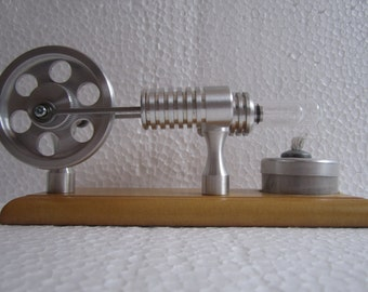 Stirling Engine, hot air engine,no steam,christmas gift , educational toys , stirlingmotor