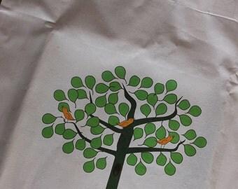 Bag with Wensbooom logo