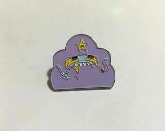 Adventure Time LSP Dabbing Hat Pin