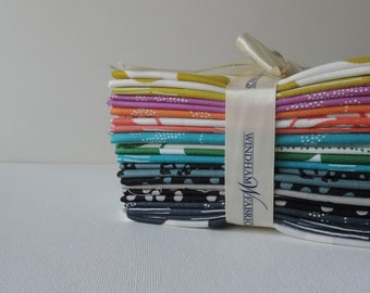 Lucky Fat Quarter Bundle by Lotta Jansdotter for Windham Fabrics