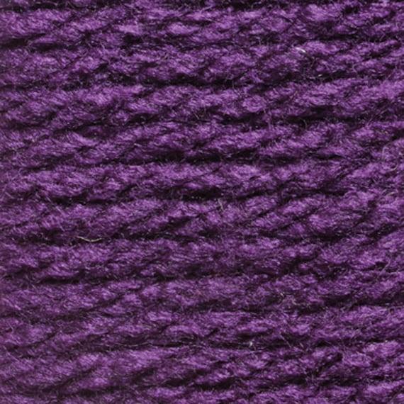 Xl Purple Rug: STYLECRAFT Special XL Super Chunky Yarn,Bulky Wool, 200G