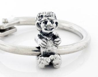 Norwegian Troll Charm Bracelet Bead