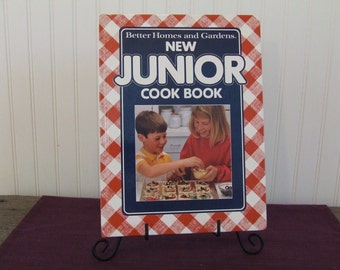 1955 First Edition Better Homes And Gardens Junior Cook Book