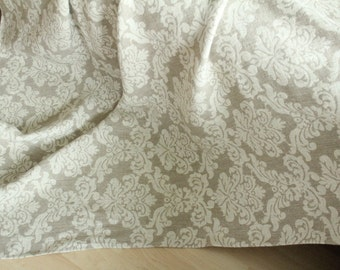 Linen throw, Blanket Bed cover blanket Bed , linen bedding,urban,rustic, modern living, rustic linen bedding, flora