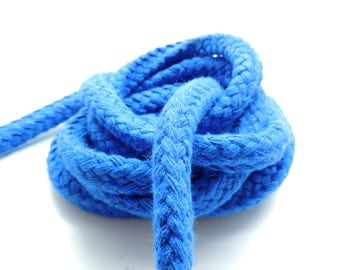 one meter magician rope, oxford blue braid