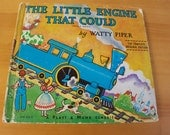 Vintage The Little Engine That Could Children's Book